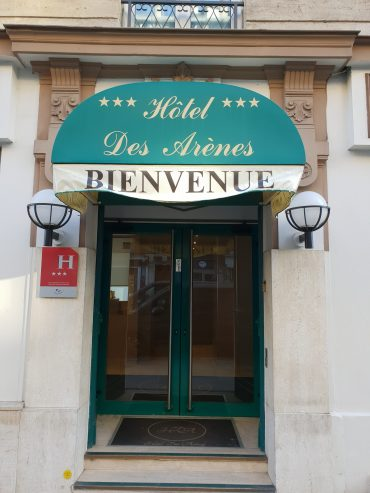 Hôtel des Arènes à Paris - Altinum Ingénierie
