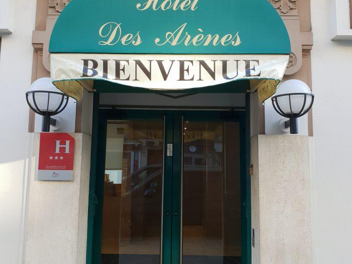 Hôtel des Arènes à Paris…